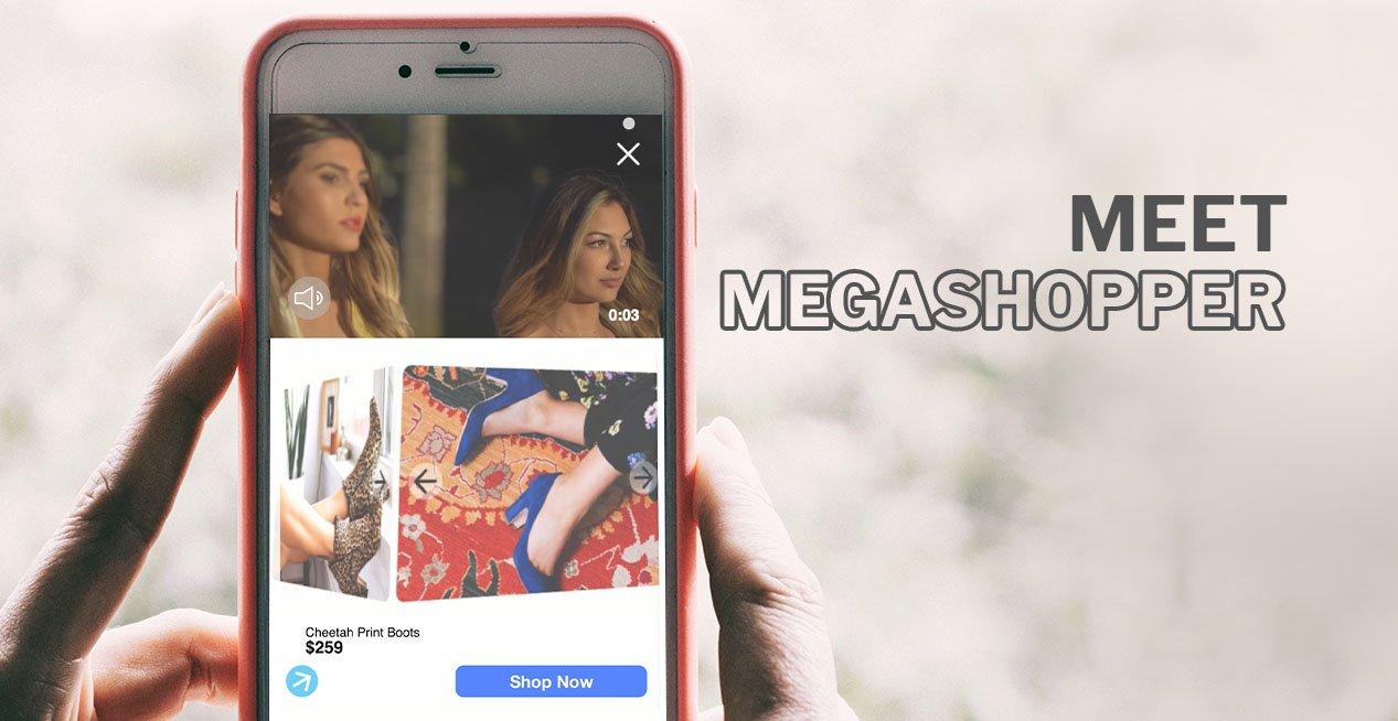 Introducing Megashopper: A New Video Format
