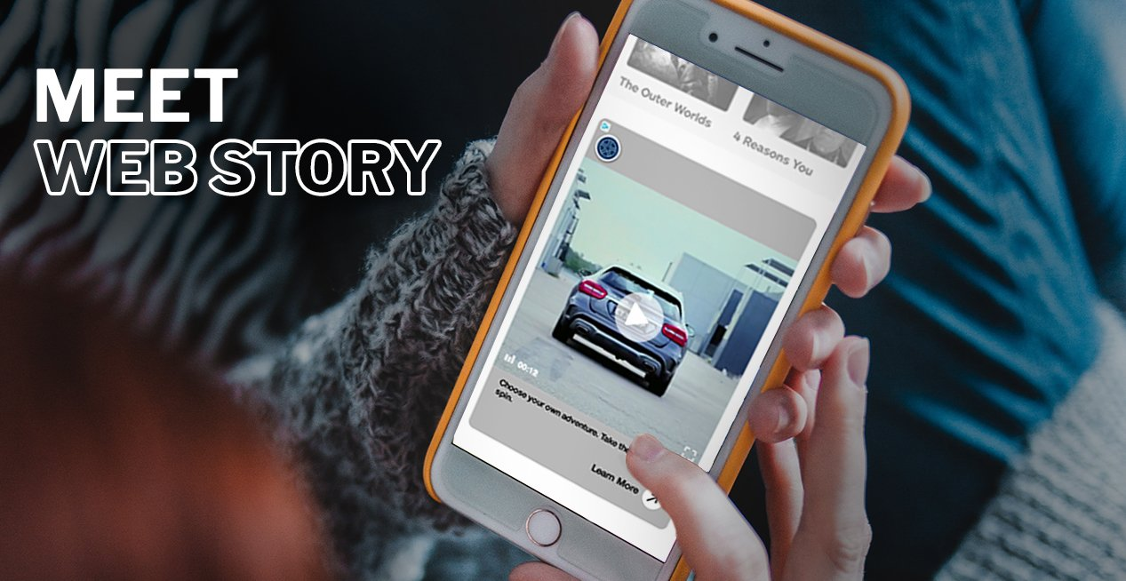 Introducing Web Story: High Impact Experience on the Open Web