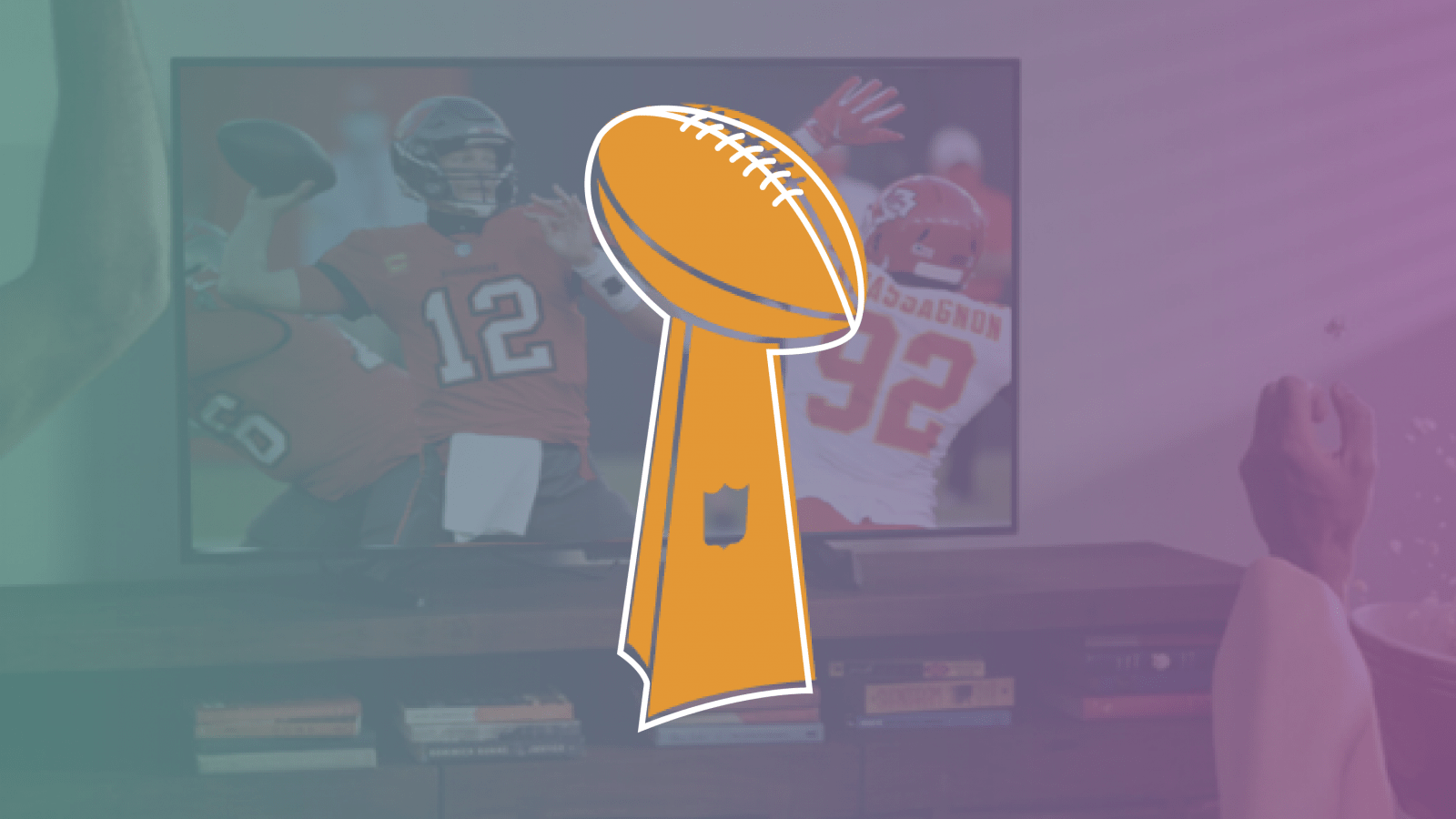 Super Bowl 2021: Who won the fight for attention?